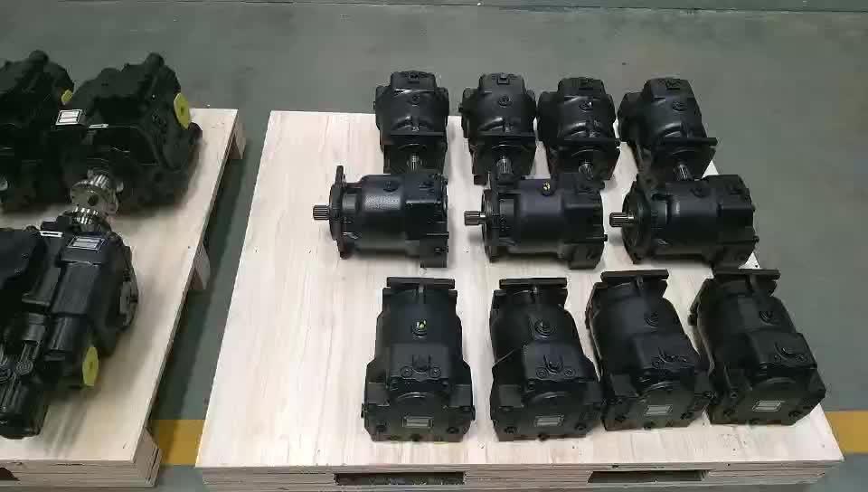علبة التروس/المحرك الهيدروليكي/الهيدروليكية مضخة نظام هيدروليكي للخرسانة خلاط