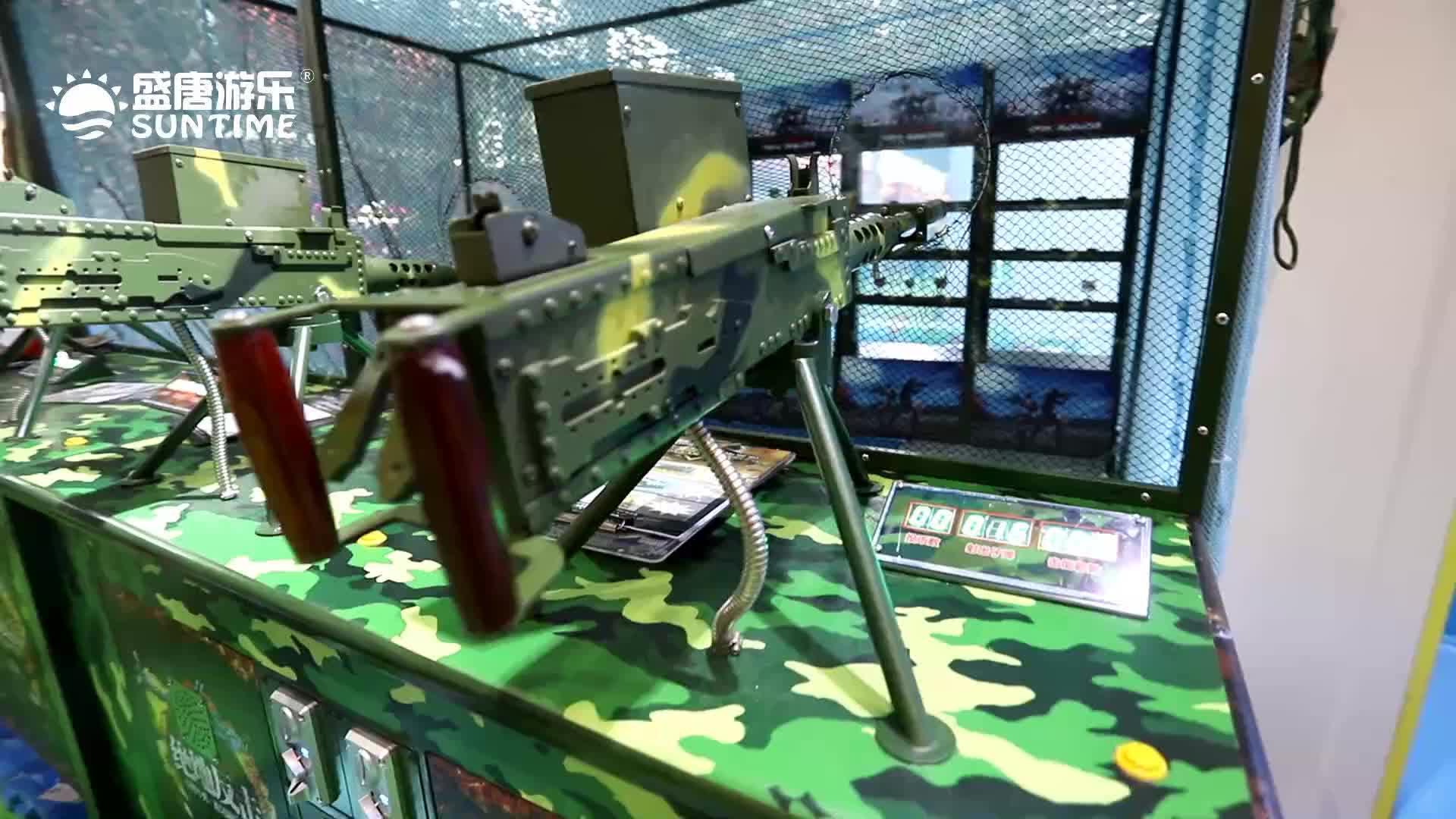 Trong Nhà/Ngoài Trời Amausement Công Viên Arcade Trò Chơi Máy Trò Chơi Bắn Súng