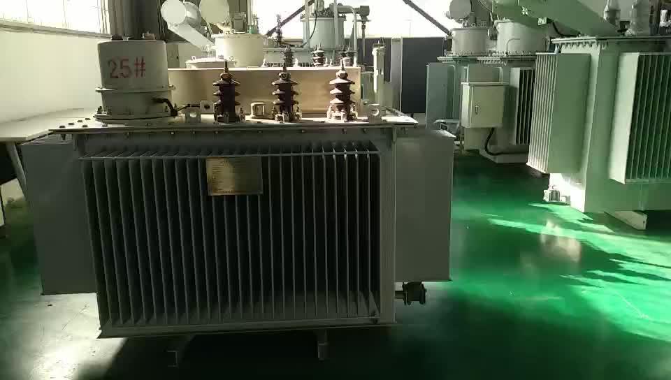 उच्च वोल्टेज तेल प्रकार इलेक्ट्रिक पावर ट्रांसफार्मर 200kva 500kva 630kva 800kva 1000kva