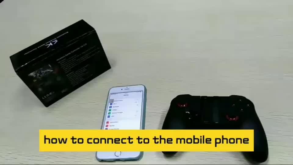 Manette pc inalambrico controlador de jogo para Android/iOS/PC