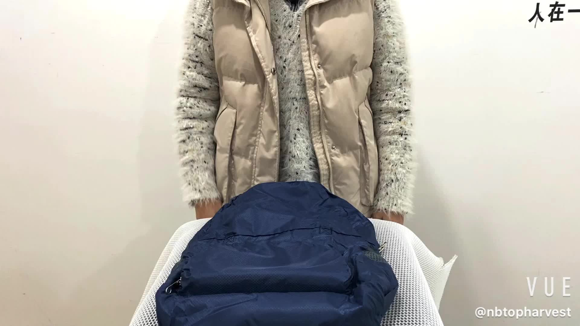 magic 2 in 1 multifunctional lightweight soft fold bag