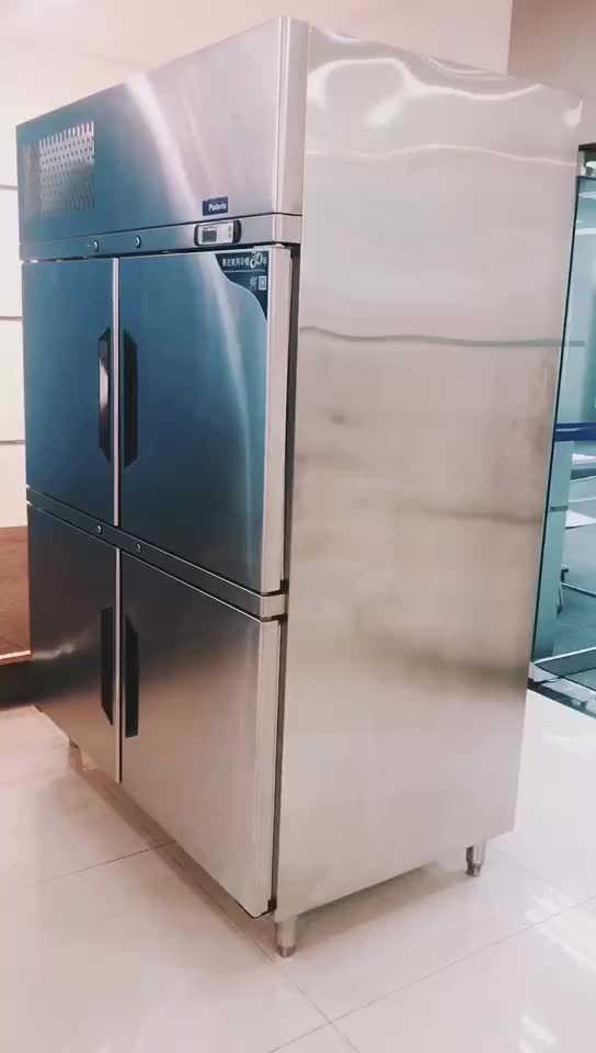 Upright Refrigerated Display Cabinets with glass doors