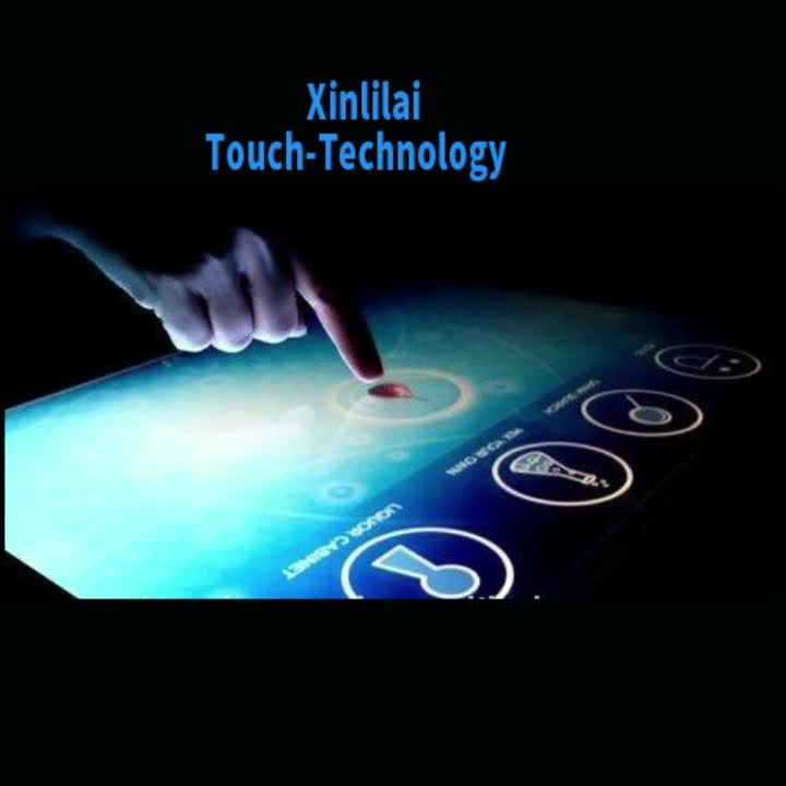 """Multi Points Touch USB Cheap 21.5"""" Capacitive Touch Screen Panel Overlay Kit"""