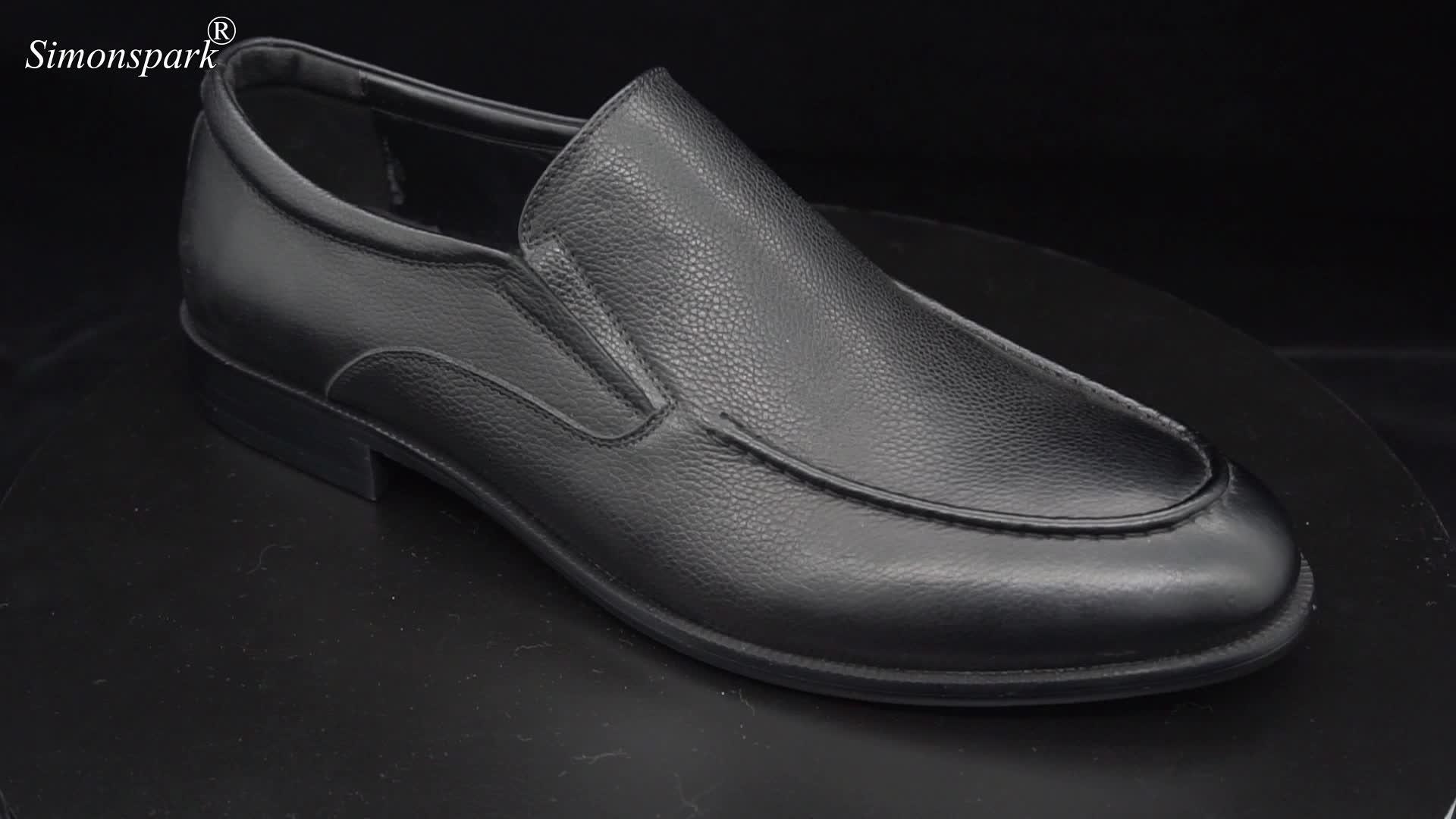 फैक्टरी मूल्य कस्टम असली लेदर mens औपचारिक पोशाक के लिए जूता व्यापार शुद्ध चमड़े के जूते पुरुषों