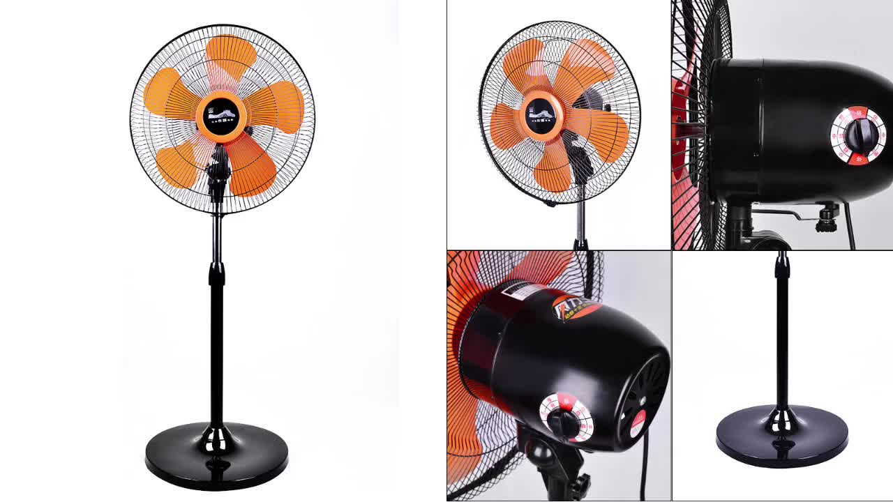 "Kanasi 18 "" Inch Home Appliance Electric Standing Oscillating Fan"