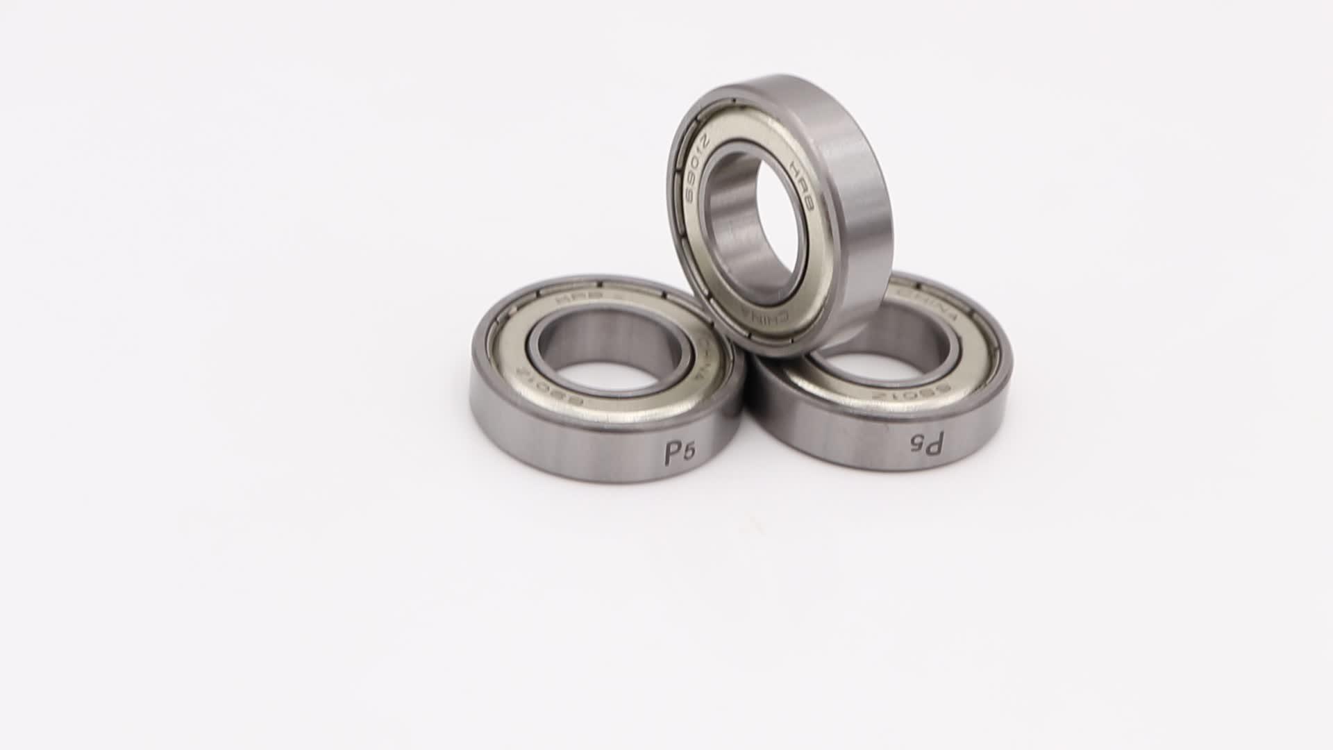 Micro precisión de alta velocidad pequeño tamaño 688 Cojinete de bolas miniatura