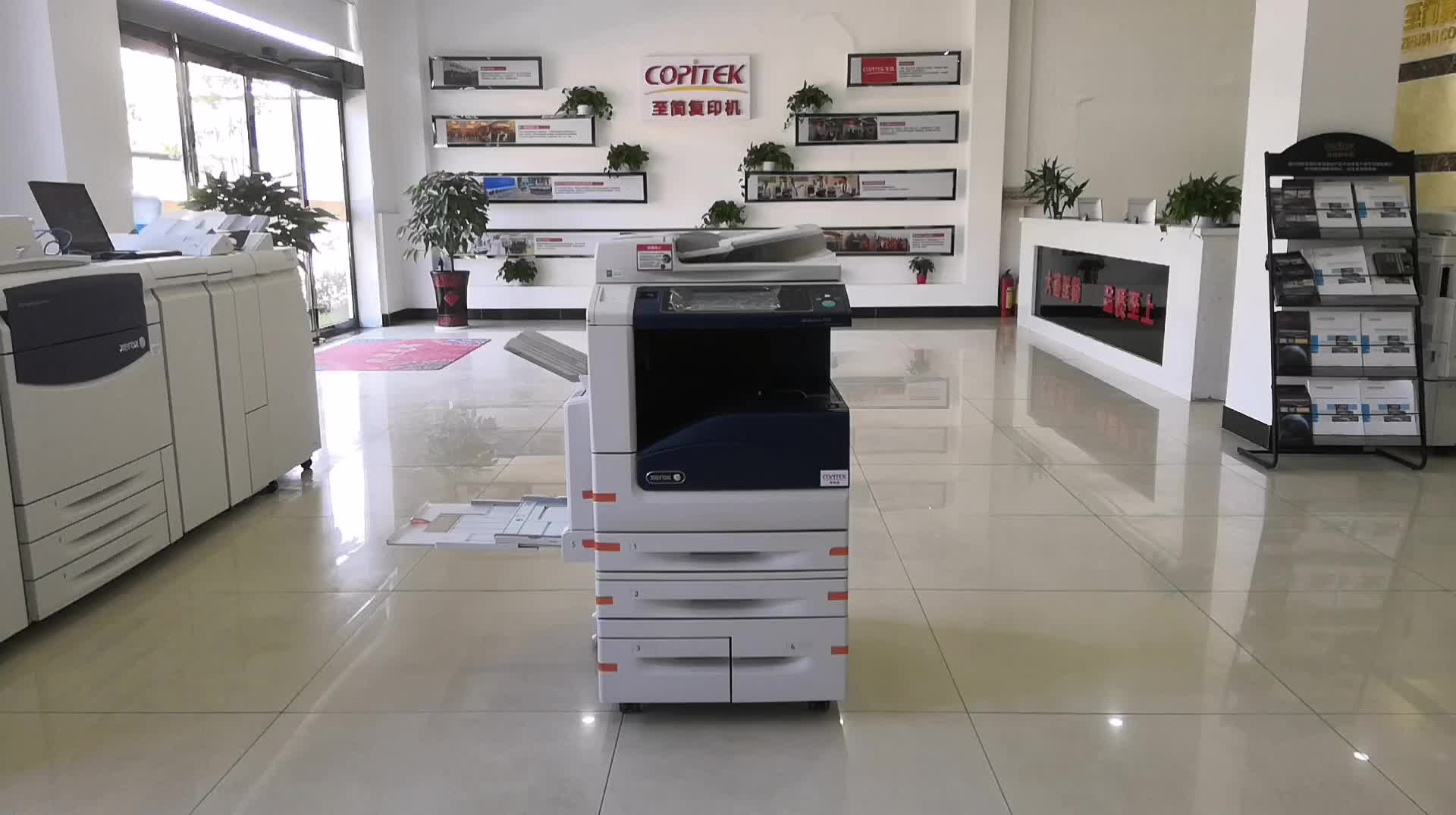 Photo Printer Copier Machine Used Copier for Sale WorkCentre 7556IV