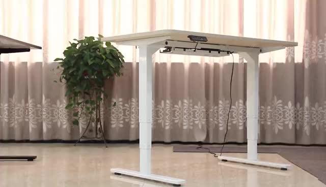 인체 공학적 전자 높이 조절 기본 다리 어셈블리 테이블 서 책상