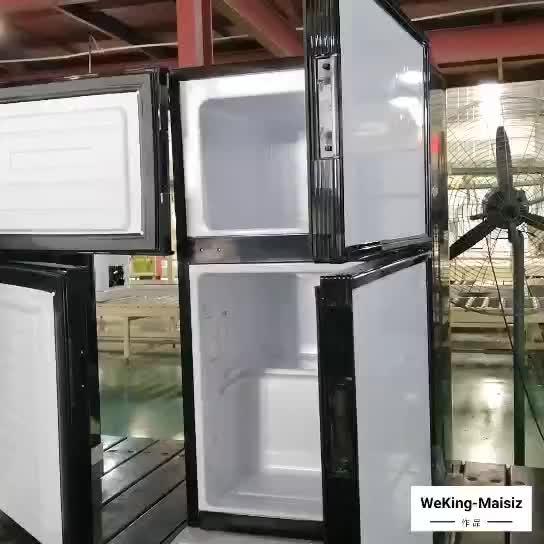ホーム使用冷蔵庫機器デスクトップ車 Frigo 220 v/12 v ミニ冷蔵庫冷凍庫