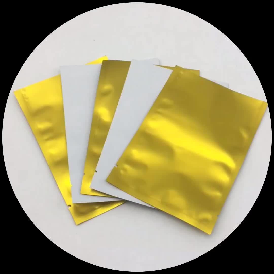 Padrão do FDA Embalagens de Alimentos Selo de Calor Prova Cheiro Personalizado Impresso Sacos de Mylar