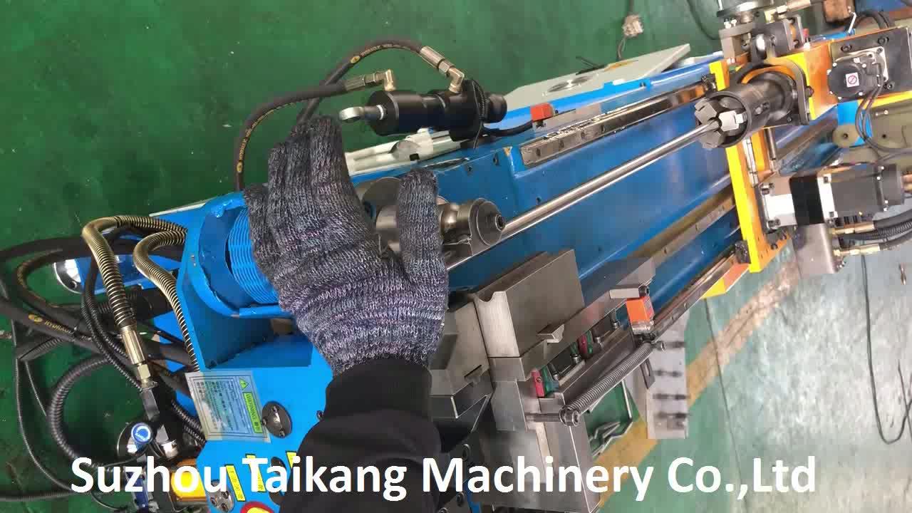 3D DW38 CNC-3A-1S सीएनसी पाइप झुकने मशीन झुकने धातु मशीन निकास पाइप झुकने मशीन ट्यूब शराबी पाइप शराबी