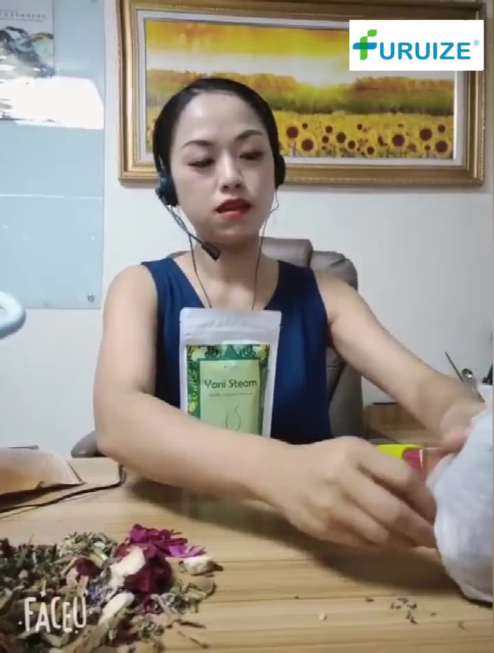 Women Care Chinese Herbal  V Steam Herbs,Vagina Yoni Steam