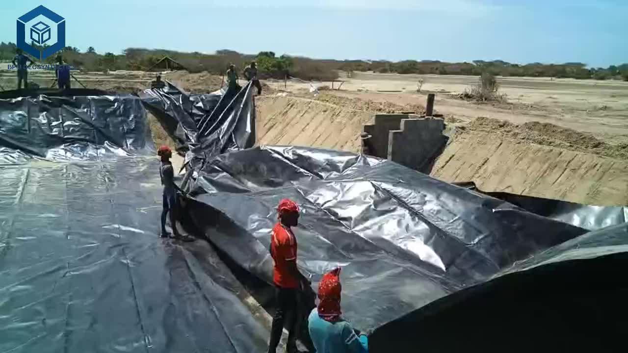 Grande Stagno Fodere Diga Fodere 1.0 millimetri di Prezzi di Fabbrica