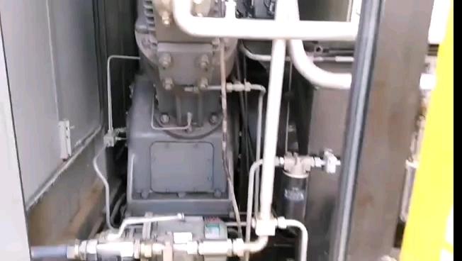 압력 테스트 원천 10 15 20m3/min 디젤 구동 나사 피스톤 공기 압축기