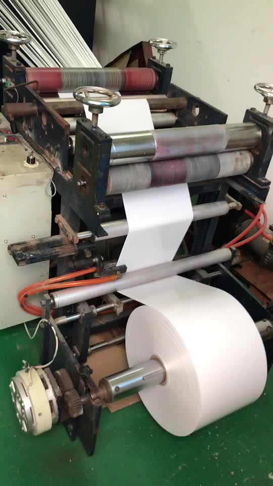 Professional PP ribbon slitting and rewinding machine high speed ribbon roll slitting machine made in China