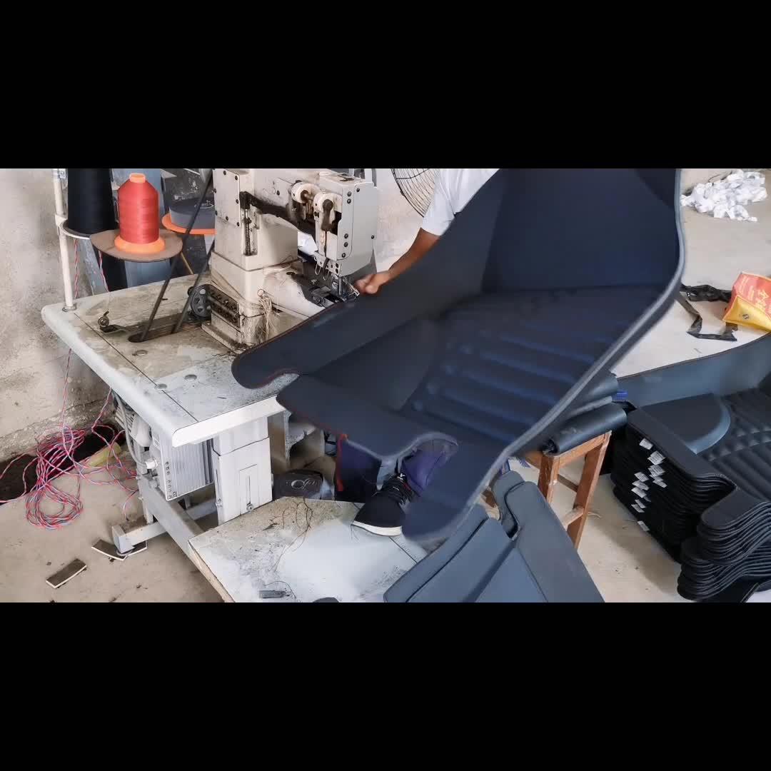 Di alta qualità hot-premuto PVC/PU tappeti per auto in pelle che può essere utilizzato in tutte le stagioni