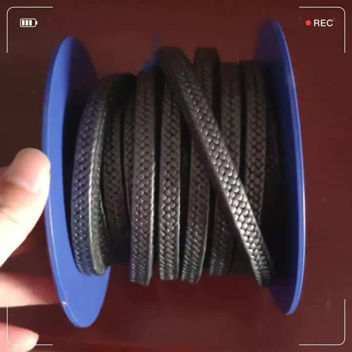 Factory Low price Expanded PTFE with Graphite Braided Packing
