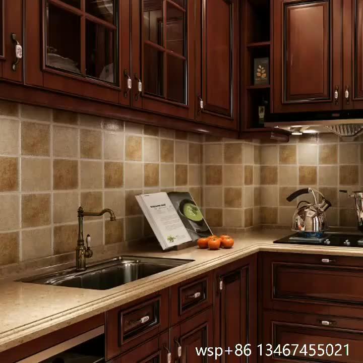 cbmmart usa standards solid wood shaker style kitchen