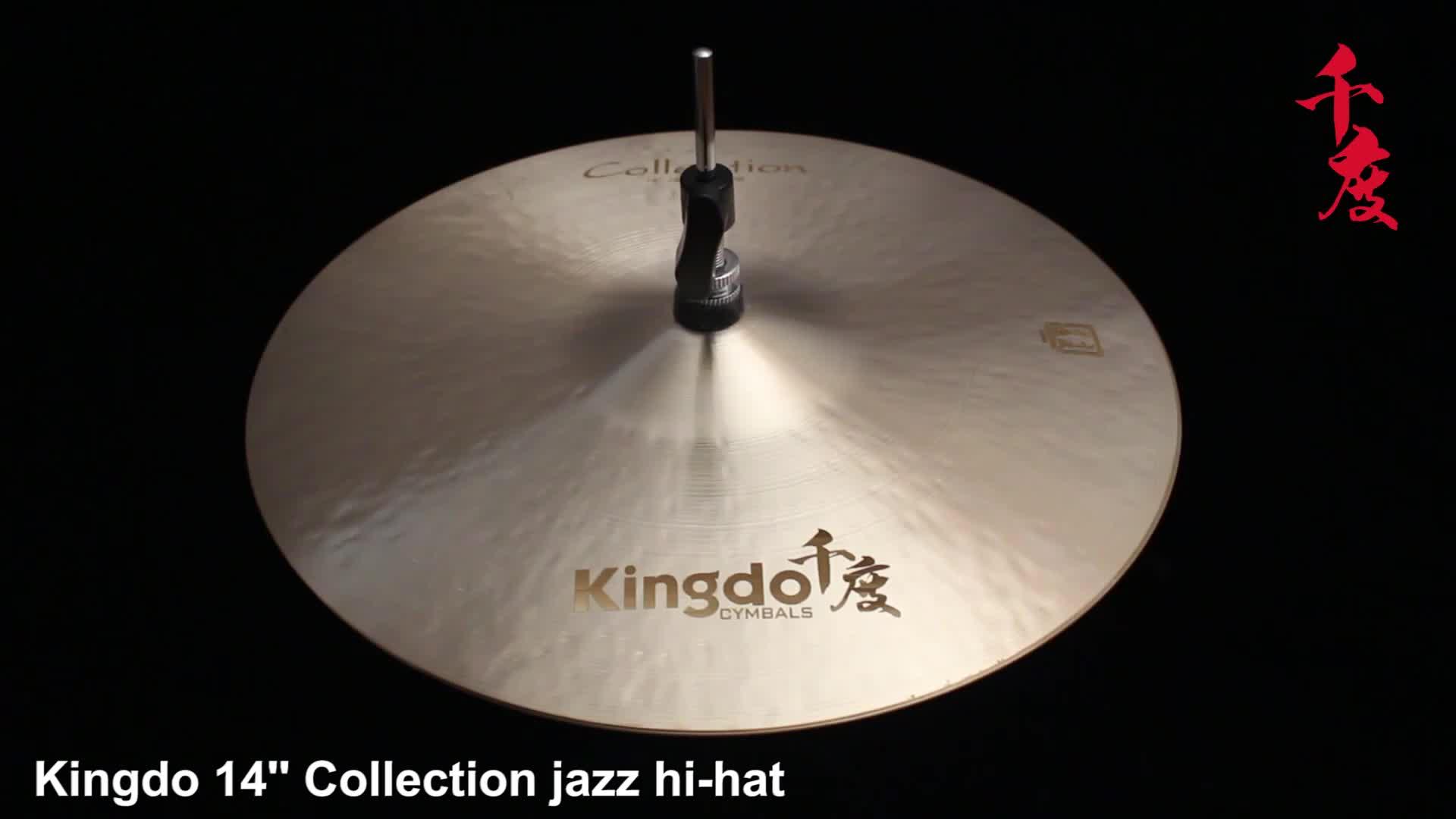 Handmade Âm Nhạc Cụ Percusion B20 Chuyên Nghiệp Cymbal Thiết Lập Để