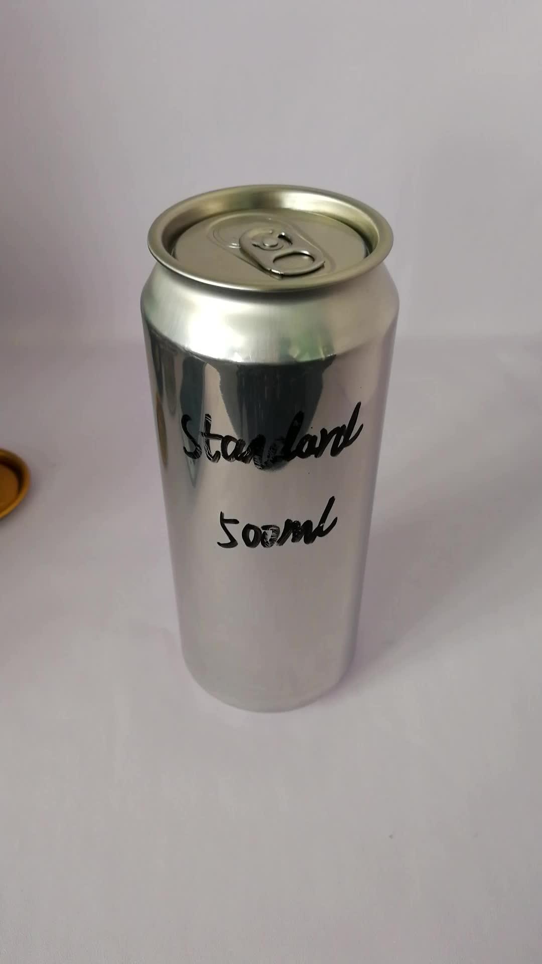 500 ml एल्यूमीनियम बियर कर सकते हैं
