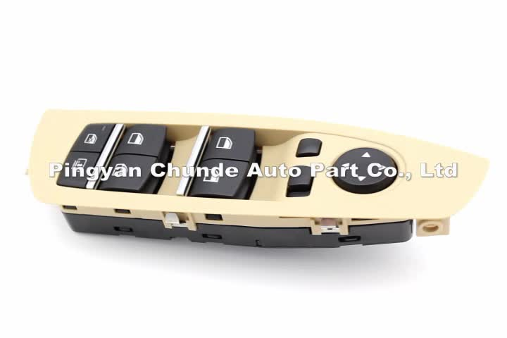 Electric power window switch car auto parts for BMW 61319241916