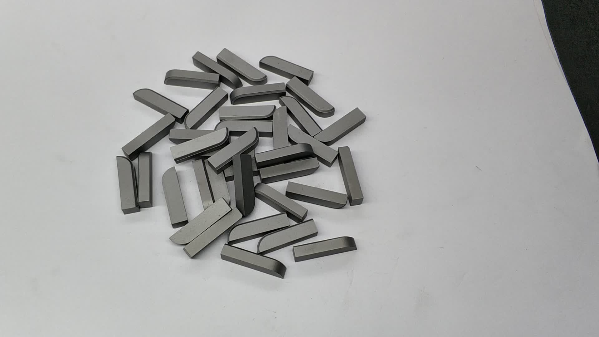 high quality drilling drag-bit cemented carbide Inserts