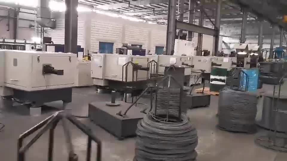automatic high speed steel wire nail making machine