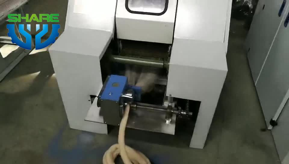 Mini Wollen Katoen Kaarden Machine Wol Sliver Breien Making Machine
