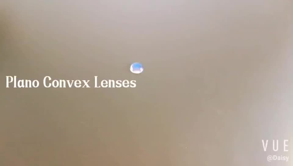 High quality UV Fused Silica Aspherical Lens