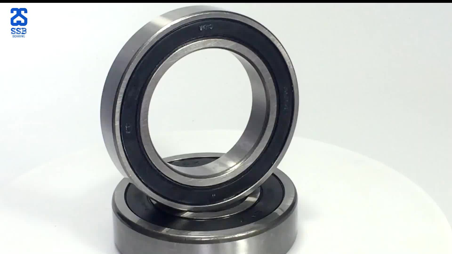 SSB High Precision Bearing for Auto 6019 Deep Groove Ball Bearing