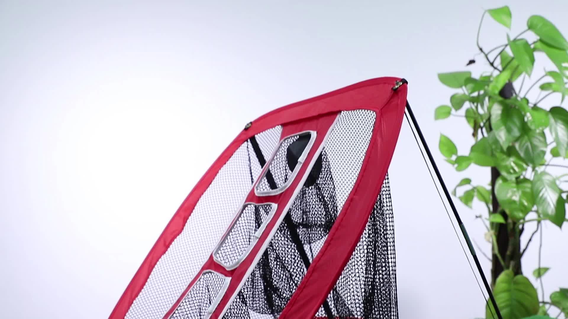 AretuesPop Up Golf Net Lascar Interior Acessórios Quintal OutdoorTarget Precisão a Prática Do Swing Grandes Presentes das mulheres Dos Homens crianças