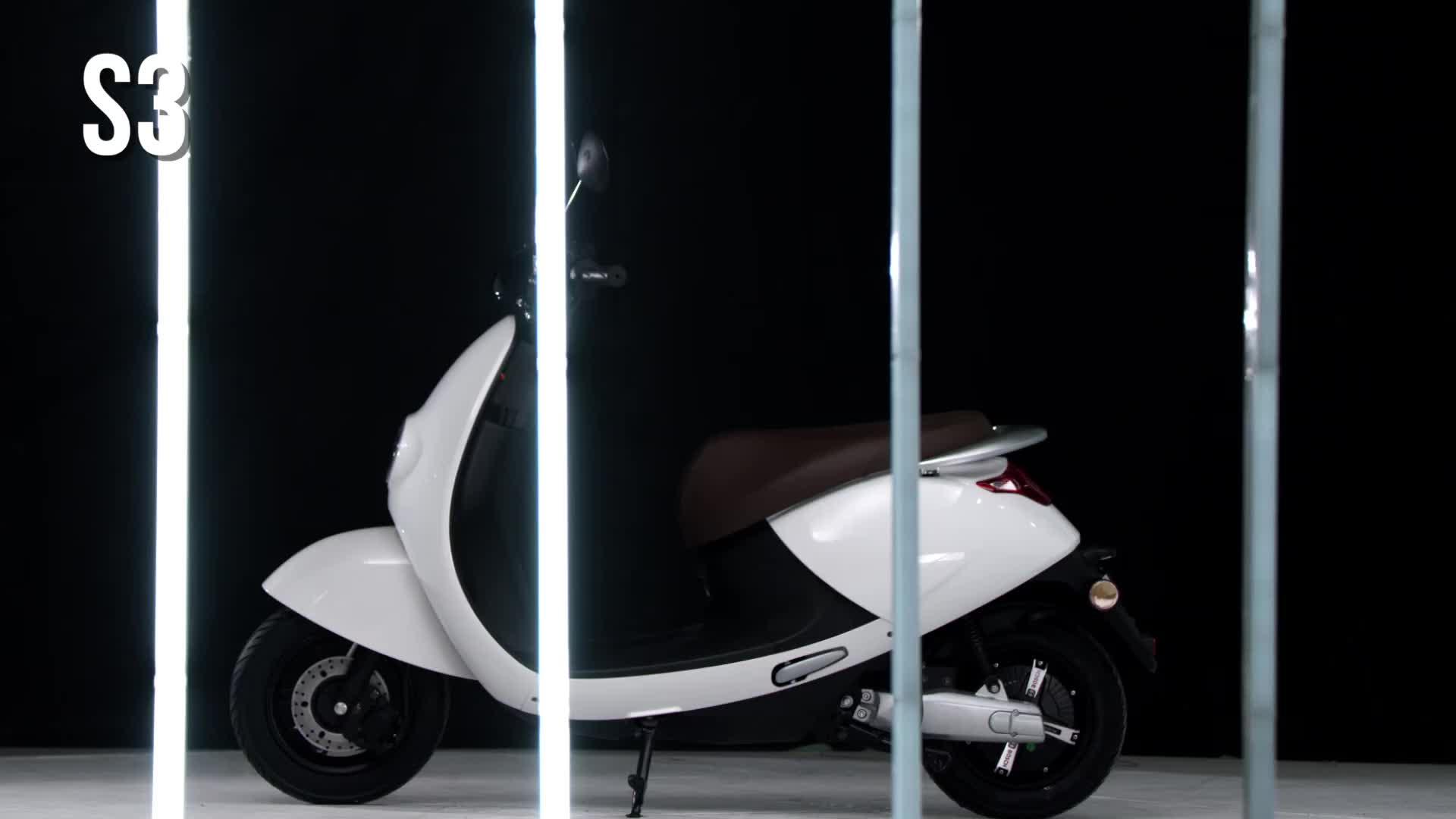 Eeg Coc Elektrische Motorfiets 8000 W Voor Volwassen