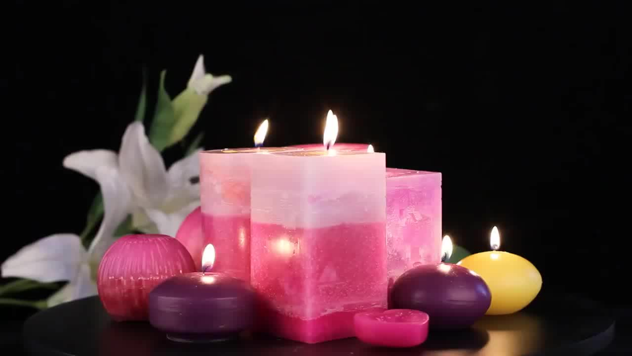 water floating candle centerpieces for wedding table event decoration