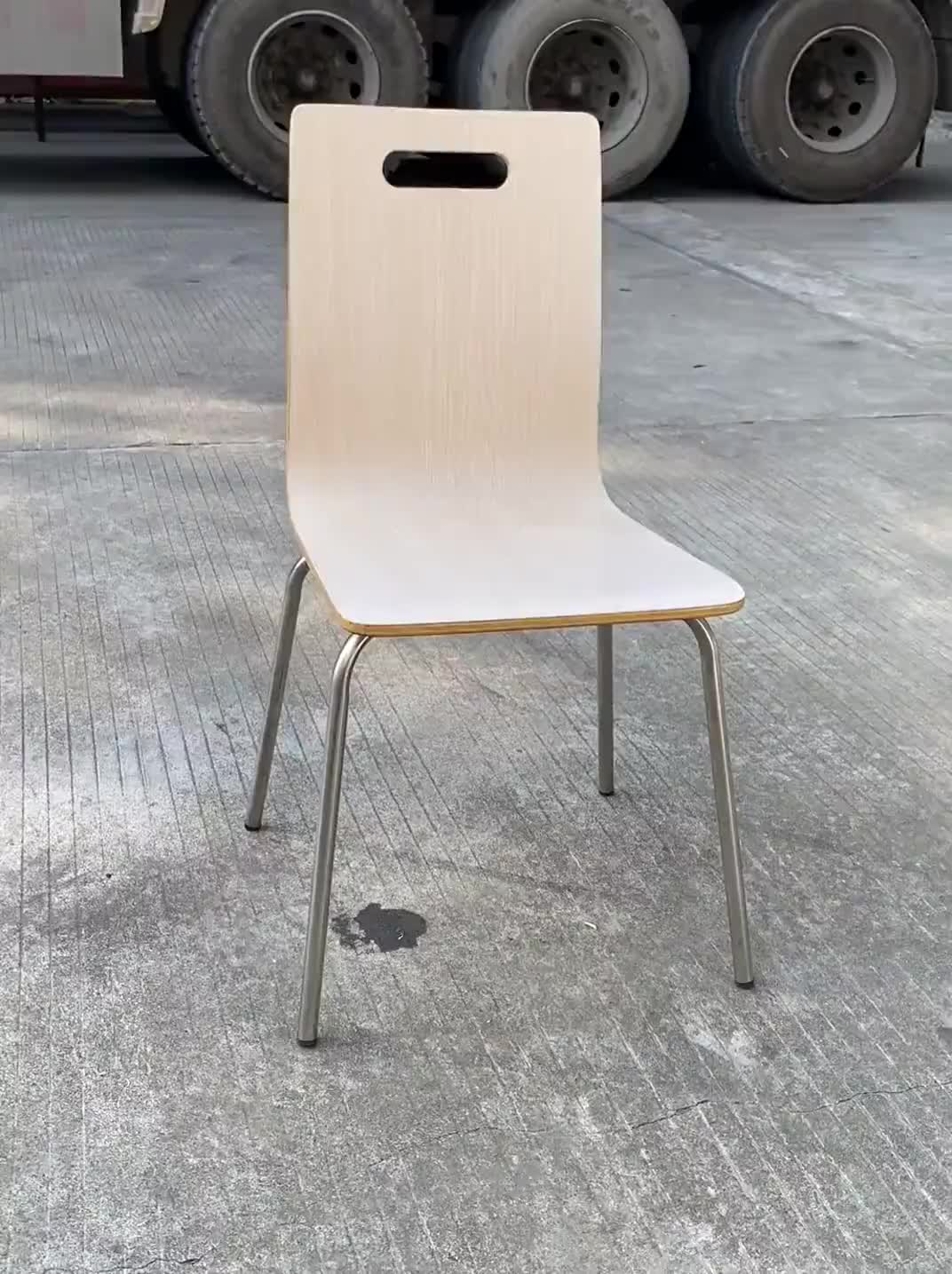 Desk With Fire Retardant And Attached Arne Jacobsen Series 7 Simple Wood Metal Connected Table Stackable Bentwood Chair