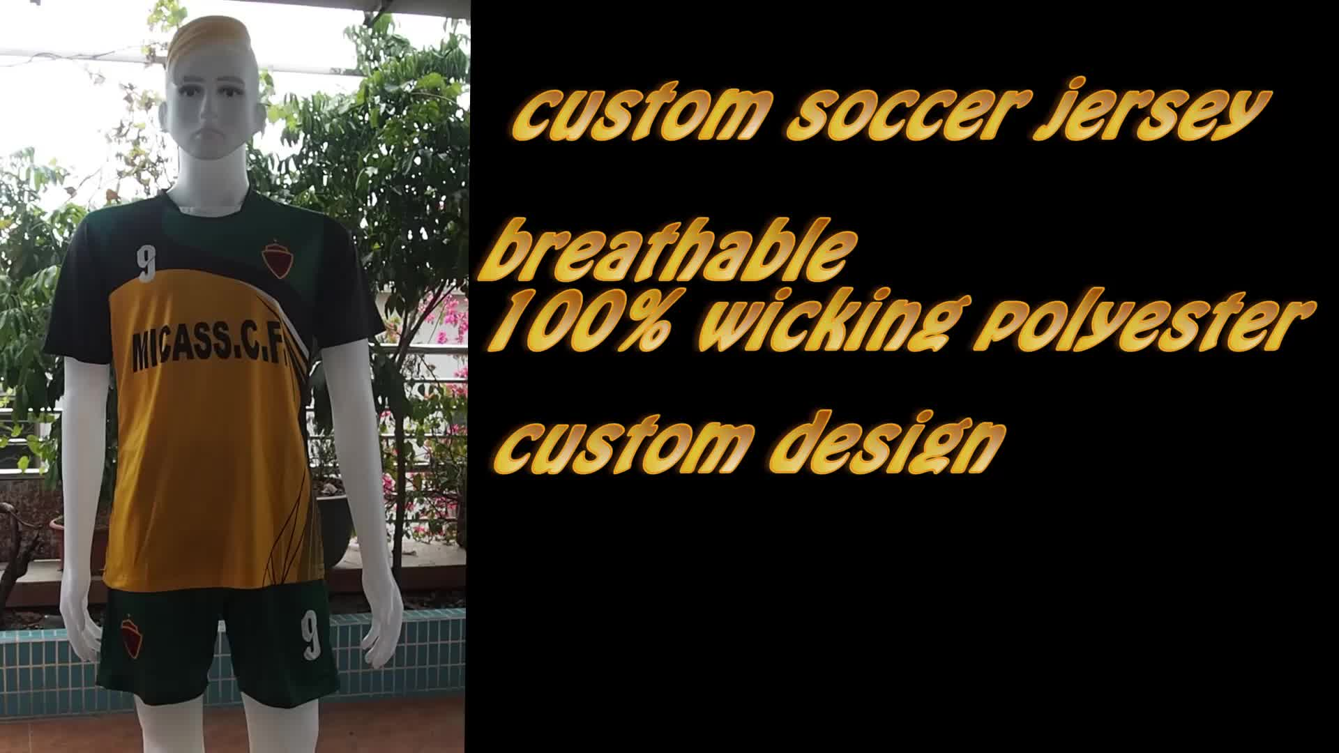 New design 100% polyester wholesale printed sublimation custom rugby jersey sets