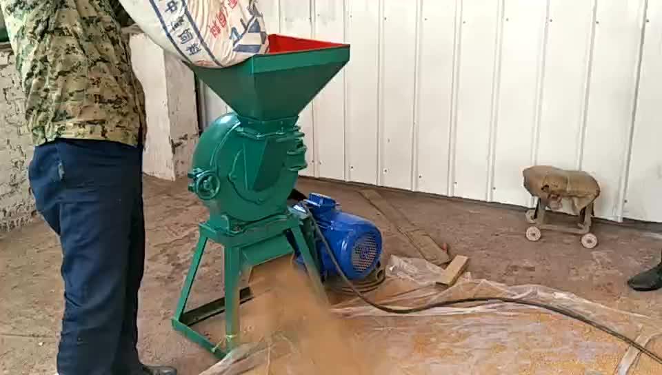 工場電気またはディーゼル有機粉末穀物種子小麦小麦粉ミル価格