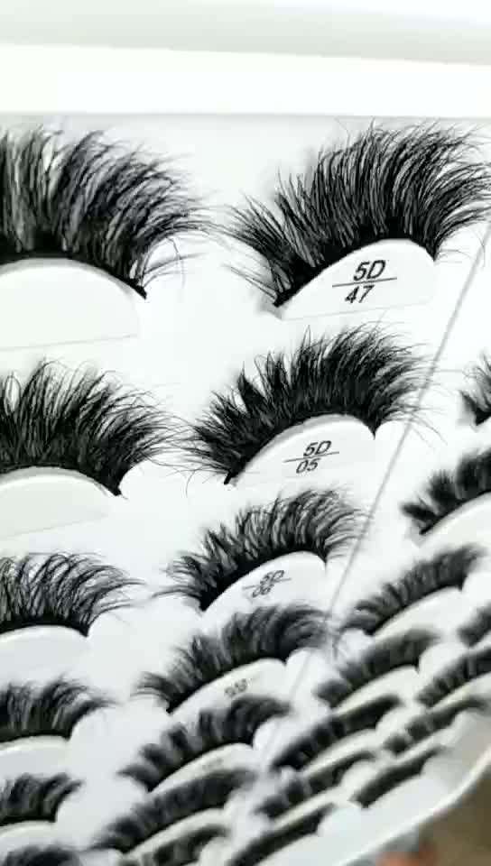 False Eyelashes Wholesale Charming Eyelashes Private Label Eyelash Extensions