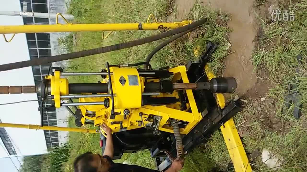 XY series portability  drilling rig machine for building construction