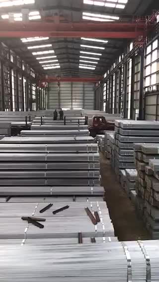 Welded Galvanized Round Carbon Steel Pipe for Chemical Industry