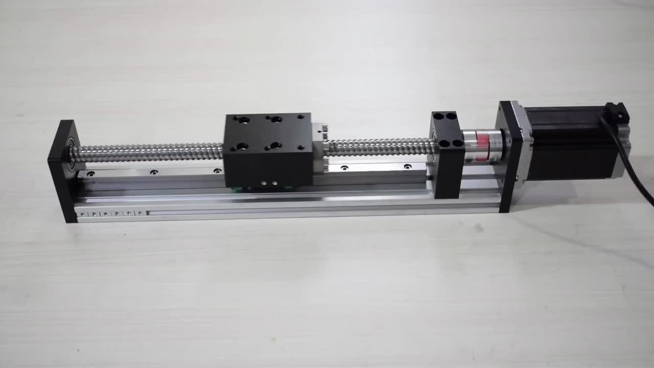 China 10 years factory low price xyz stage precision 3 axis gantry robot miniature linear actuator