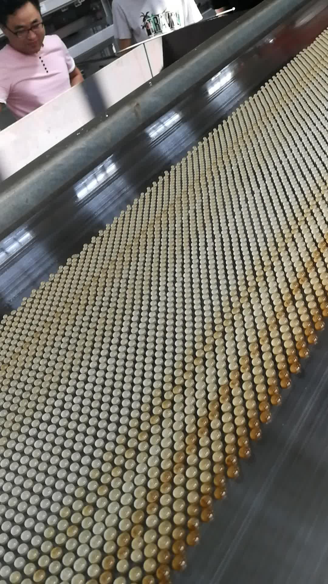 Nationale octrooi-technologie hoge capaciteit paraffine pellet granulator machine