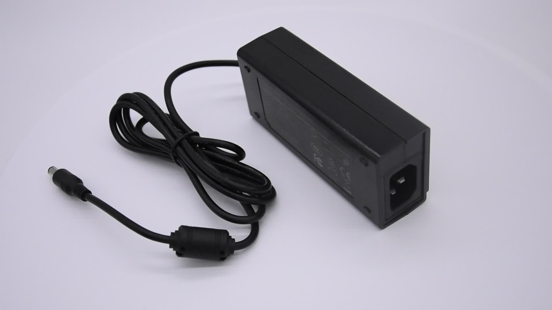 UL CE KC PSE aprovado 65W ac/dc adaptador de energia 5V 18 12 10V V V 24V 30V DC 2A 3A 4A 5A 6A