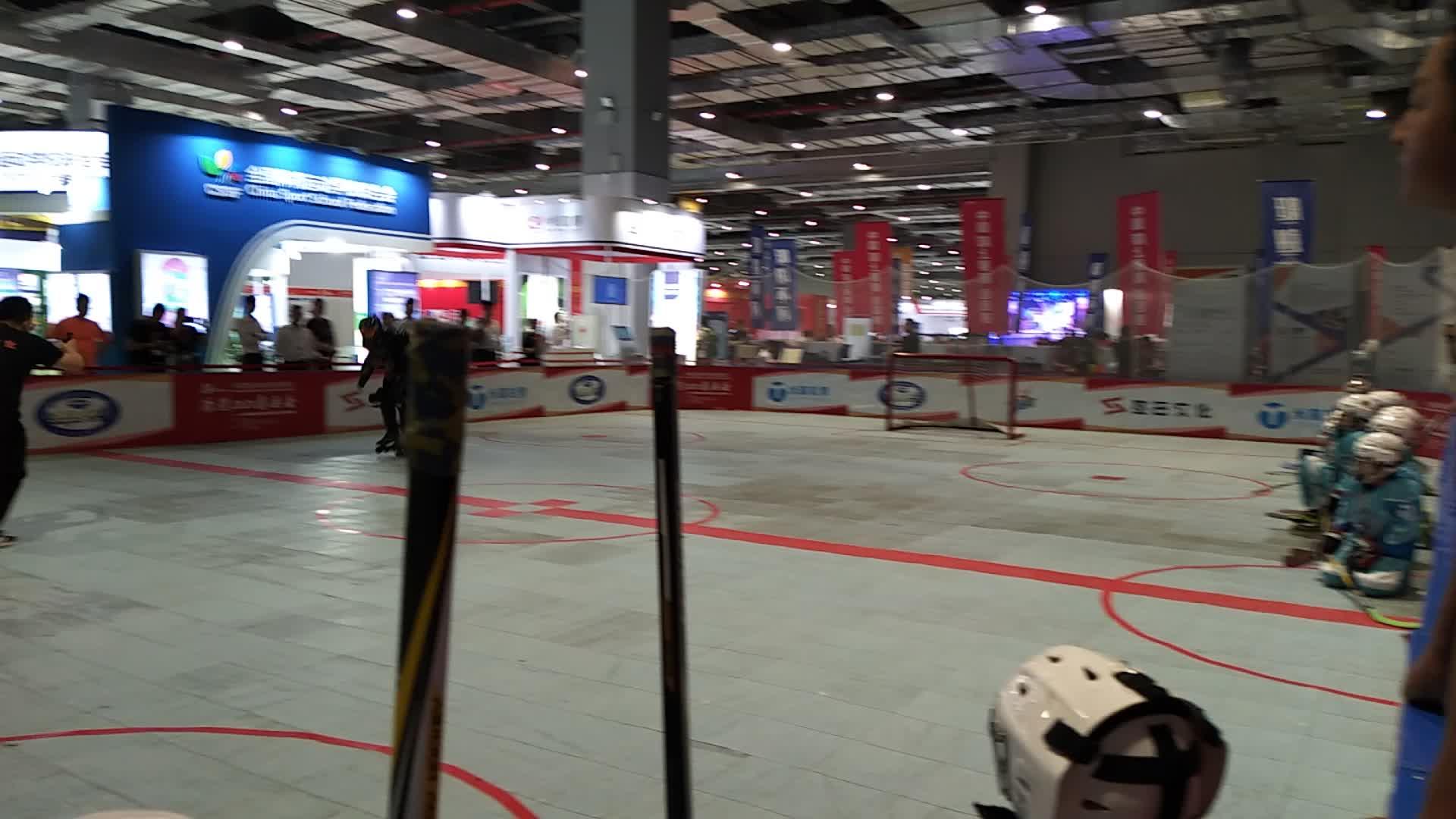 Indoor Grijpende Rolschaatsen Floor