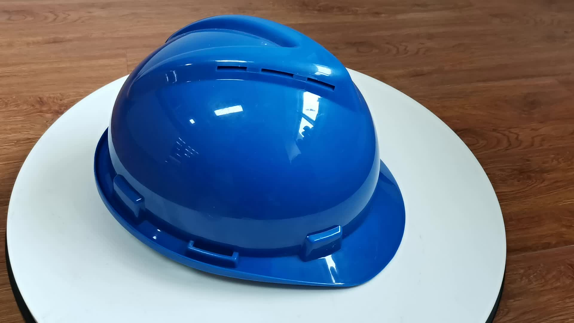 TZYA-78A New Design ABS V-type Breathable Safety Helmet
