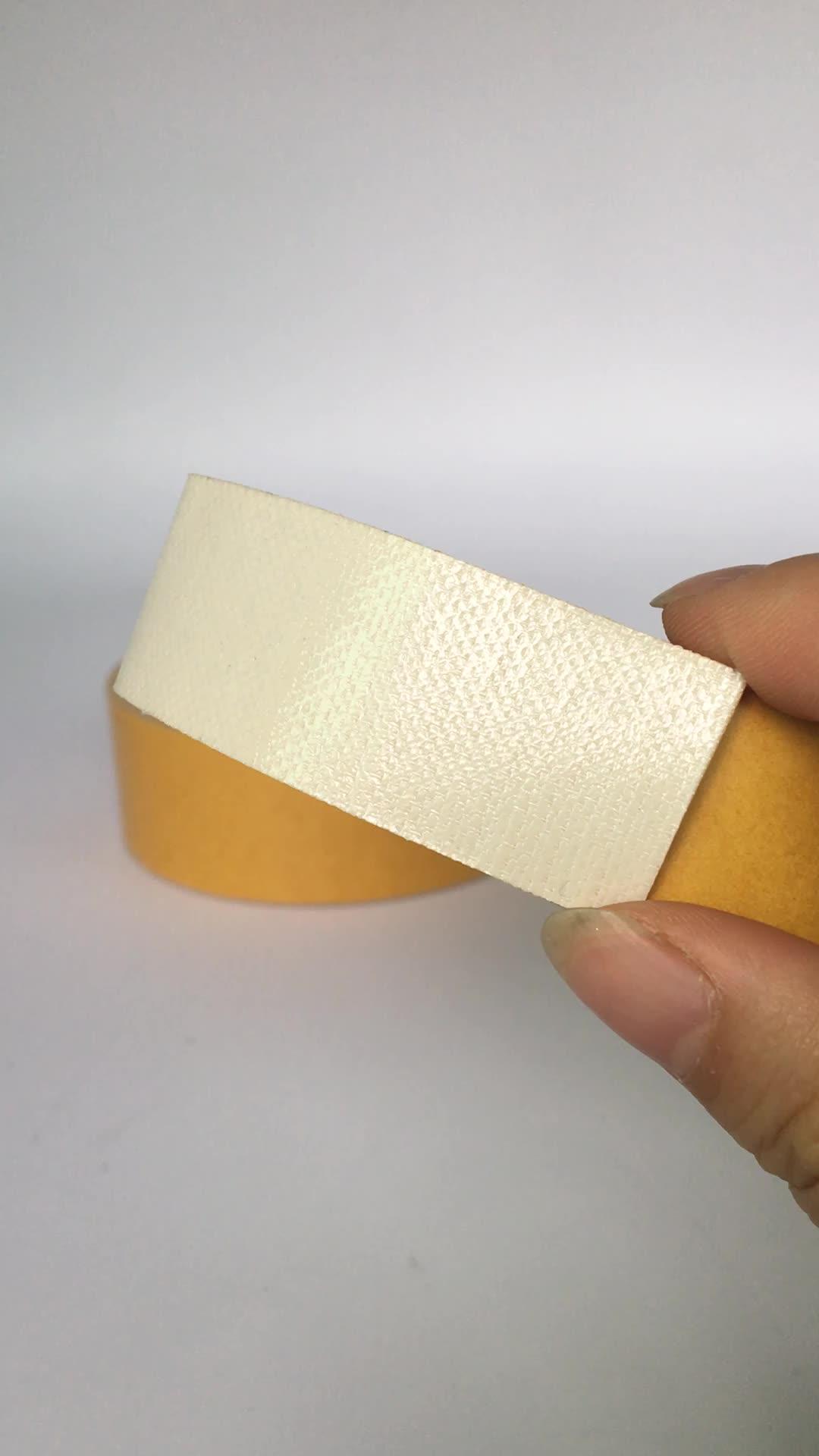 premio di qualità moquette bordo cucitura del nastro in tessuto
