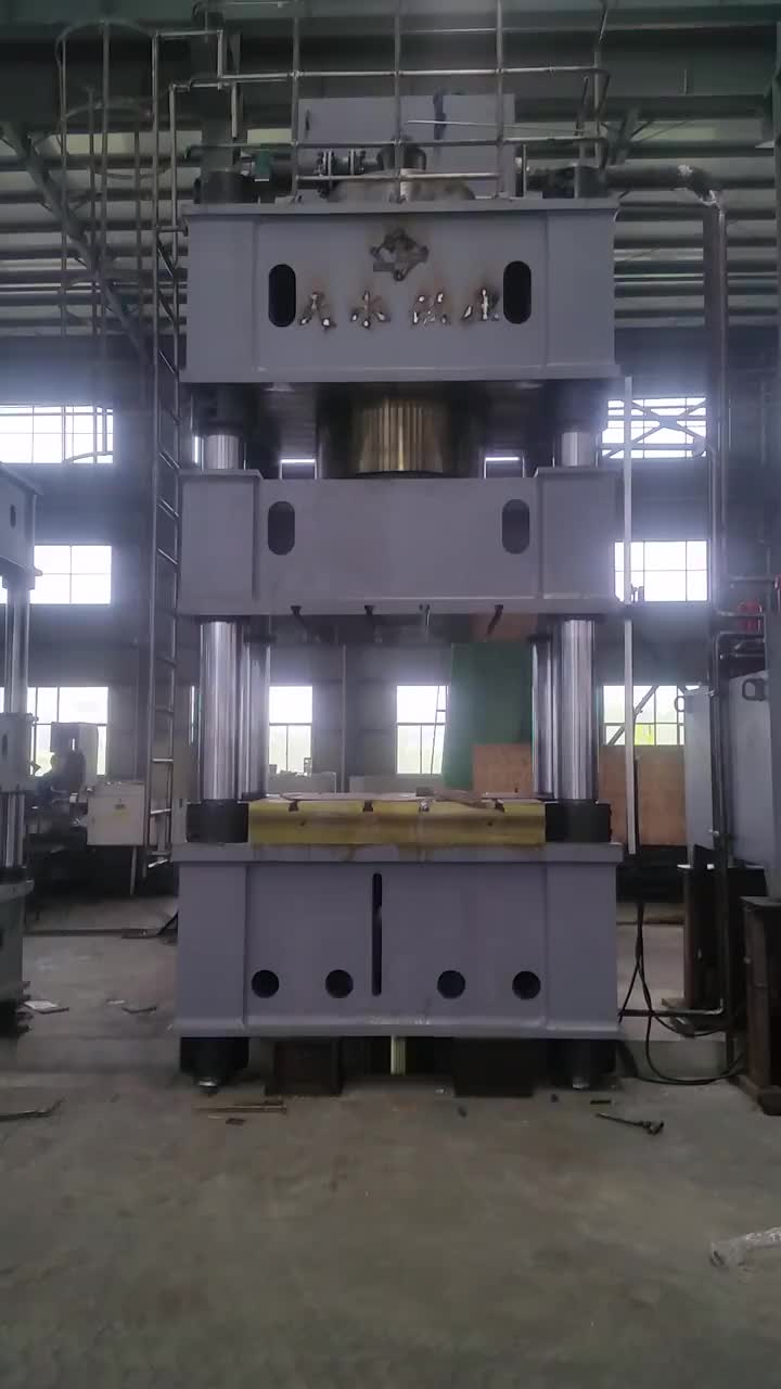 KingBall  YJQ32-100T Independent Four-Column Hydraulic Press Machine