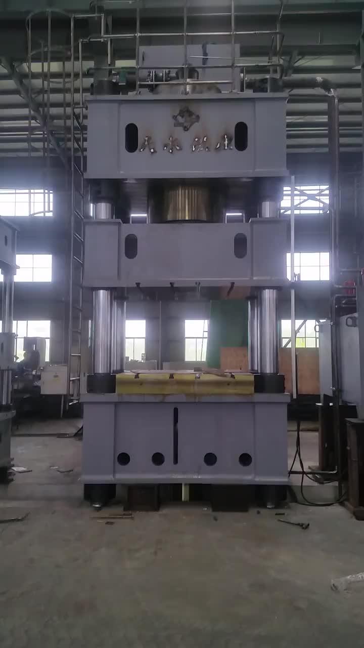Factory Price  Four Column Hydraulic Press Machine Y32 200 ton
