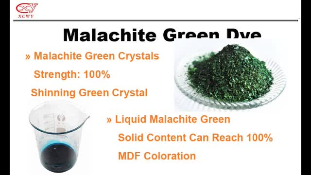 Multi function good fastness solid content 40% liquid dyes malachite green