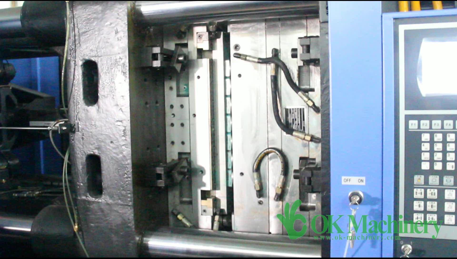 ماكينة تصنيع قوالب الحقن البلاستيكي/زجاجة ماكينة صناعة الأغطية السعر