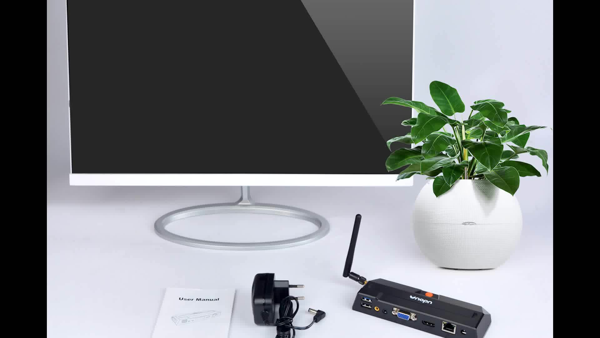cheap mini pc station thin client for digital signage school office internet cafe thin client